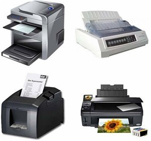 Laser, All in One Printer, Dot matrix, Thermal: You name it, we repair it.